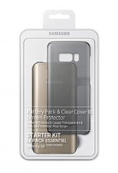 Samsung Starter Kit 1 pro Galaxy S8 černý [EB-WG95ABBEGWW]