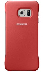 Samsung Protective Cover pro Galaxy S6 Edge korálový [EF-YG925BPEGWW]