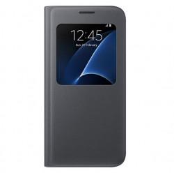 Samsung S View Cover pro Galaxy S7 černý [EF-CG930PBEGWW]