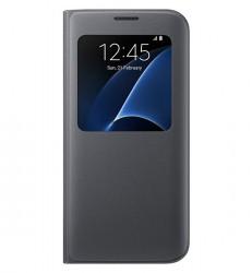 Samsung S View Cover do Galaxy S7 Edge czarny