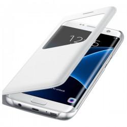Samsung S View Cover pro Galaxy S7 Edge bílý [EF-CG935PWEGWW]