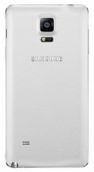 Samsung Back Cover pro Galaxy Note 4 bílý