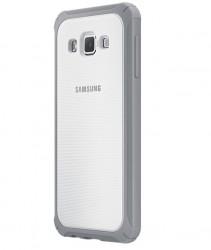 Pouzdro Samsung Protective Cover pro Galaxy A3 LTE (A3) šedé