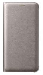 Samsung Flip Wallet pro Galaxy A3 (2016) zlatý [EF-WA310PFEGWW]