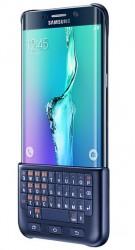 Pouzdro s klávesnicí Samsung Keyboard Cover pro Galaxy S6 Edge plus černé [EJ-CG928BBEGWW]