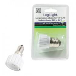 LogiLink adapter gniazda żarówki E27 do GU10