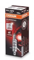 Osram H1 Silverstar