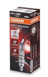Osram H1 Unlimited +110%