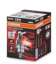 Osram H4 Unlimited +110%