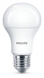 Philips bańka E27 10W (75W) CW