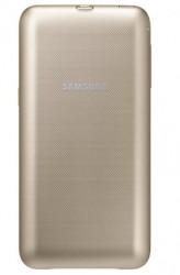 Pouzdro s baterií Samsung pro Galaxy S6 Edge plus zlaté [EP-TG928BFEGWW]