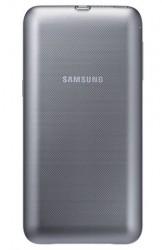 Pouzdro s baterií Samsung pro Galaxy S6 Edge plus stříbrné [EP-TG928BSEGWW]