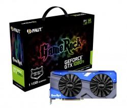 Palit GeForce GTX 1080 Ti GameRock Premium 11GB GDDR5X VR Ready