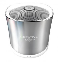 Creative Labs Woof 3 Silver