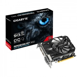 GIGABYTE Radeon R7 360 2GB OC [GV-R736OC-2GD]