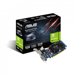 GeForce with CUDA GT210 Asus 1GB [210-1GD3-L]