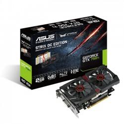 ASUS GeForce ® GTX 750 Ti 2GB STRIX [STRIX-GTX750TI-OC-2GD5]