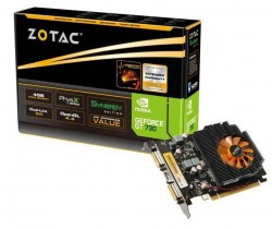 ZOTAC GeForce GT 730 4GB [ZT-71109-10L]