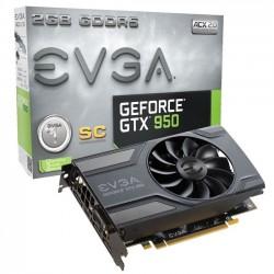 EVGA GeForce GTX 950 2GB SC [02G-P4-2951-KR]