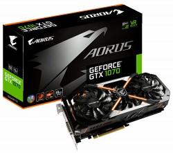 Gigabyte GeForce GTX 1070 AORUS 8GB GDDR5 VR Ready
