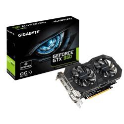 GIGABYTE GeForce GTX 950 2GB OC [GV-N950WF2OC-2GD]