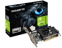 Gigabyte GeForce ® GT 710 1GB [GV-N710D3-1GL]