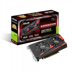 ASUS GeForce ® GTX 1050 Ti 4GB [EX-GTX1050TI-4G]