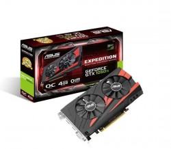 ASUS GeForce ® GTX 1050 Ti 4GB OC [EX-GTX1050TI-O4G]