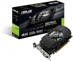 ASUS GeForce ® GTX 1050 Ti 4GB [PH-GTX1050TI-4G]