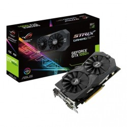 ASUS GeForce ® GTX 1050 Ti STRIX 4GB GAMING OC [STRIX-GTX1050TI-O4G-GAMING]