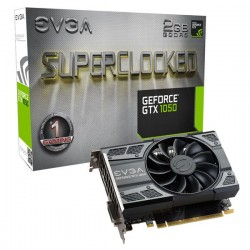 EVGA GeForce ® GTX 1050 SC GAMING 2GB [02G-P4-6152-KR]