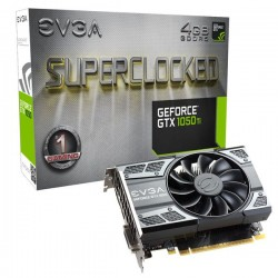 EVGA GeForce ® GTX 1050 Ti SC GAMING 4GB [04G-P4-6253-KR]
