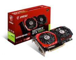 MSI GeForce ® GTX 1050 Ti GAMING X 4GB