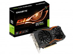 Gigabyte GeForce ® GTX 1050 Ti GAMING G1 4GB [GV-N105TG1 GAMING-4GD]
