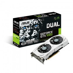 ASUS GeForce ® GTX 1060 DUAL 6GB GDDR5 [DUAL-GTX1060-6G]