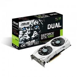 ASUS GeForce ® GTX 1060 DUAL OC 3GB GDDR5 [DUAL-GTX1060-O3G]