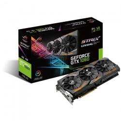 ASUS GeForce ® GTX 1060 STRIX OC 6GB GDDR5 [STRIX-GTX1060-O6G-GAMING]