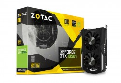 ZOTAC GeForce ® GTX 1050 Ti OC 4GB