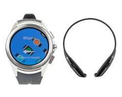 LG Watch Urbane 2nd Edition + Sluchátka LG Tone Ultra (HBS-810)