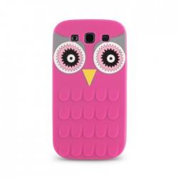 Animal 3D Owl pro LG K8 růžový