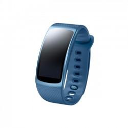 Samsung Gear Fit 2 (R360) niebieski z krótkim paskiem