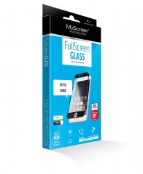 MyScreen Fullcover Glass pro Samsung Galaxy S7 Edge černý