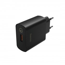 Hama Wall Charger Qualcomm 3.0 černý