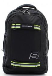 Batoh pro notebook Skechers Traveler black 76901.06