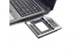 Gembird montážní rámeček 5.25'' -> 2.5'' SLIM 12mm