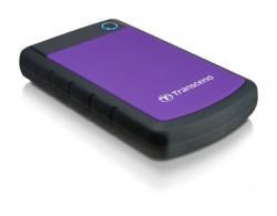 Transcend StoreJet 25H3 500GB fialový [TS500GSJ25H3P]