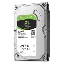 Seagate BarraCuda 500GB [ST500DM009]