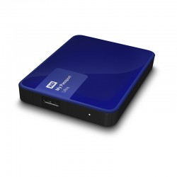 WD My Passport Ultra 2TB USB3.0 modrý + WD Grip Picasso modrý [WDBBKD0020BBL-EESN]