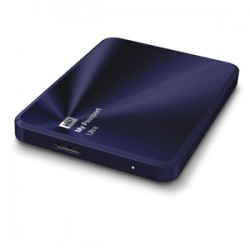 WD My Passport Ultra Metal Edition 3TB USB3.0 černý [WDBEZW0030BBA-EESN]