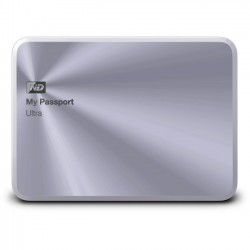 WD My Passport Ultra Metal Edition 3TB USB3.0 stříbrný [WDBEZW0030BSL-EESN]